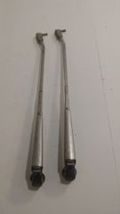 1973 - 1979 Nova wiper arms Factory correct plastic ends