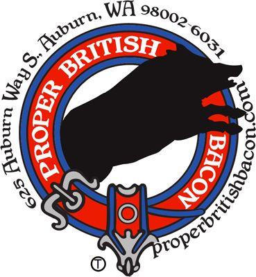 Proper British Bacon