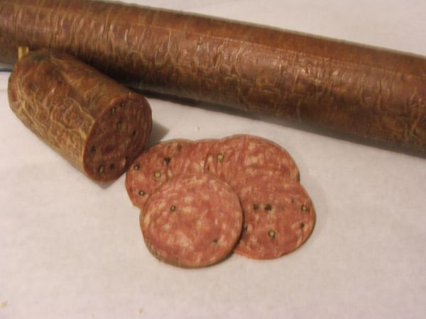 Black Pudding or Blood Sausage