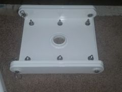 "10"" X 10"" HINGED BASE"
