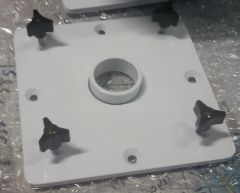 REMOVABLE RADAR MOUNT BASE
