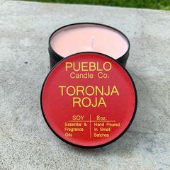 Toronja Roja Soy Wax Candle