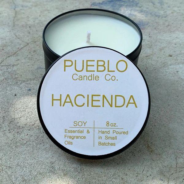 Hacienda Soy Wax Candle