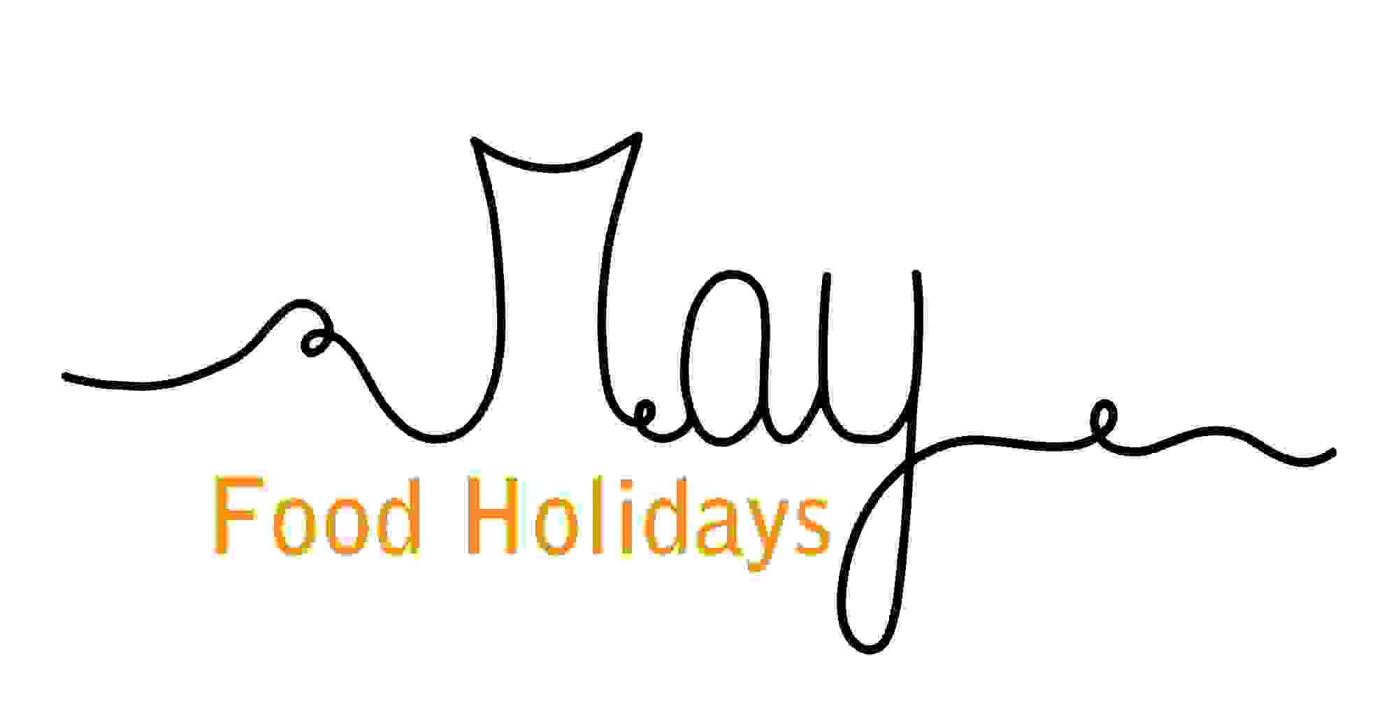 May Food Logo