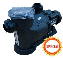 Dragon Series 1.5 HP | Max Flow
