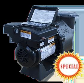 Aqua Wave Primer Variable Speed Primer 3 HP US Motor