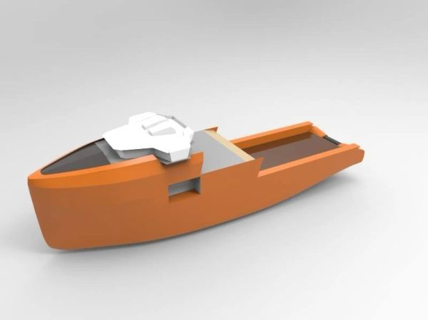 Custom Boat Design