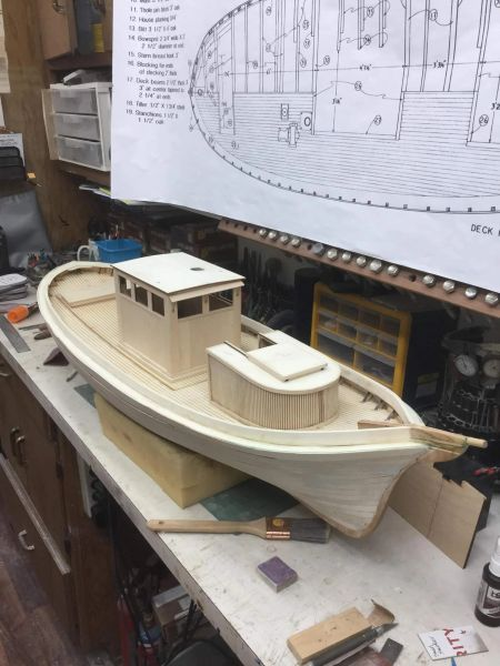 "1/8 43"" Monterey Clipper Short Kit"