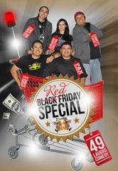 Red Friday DVD