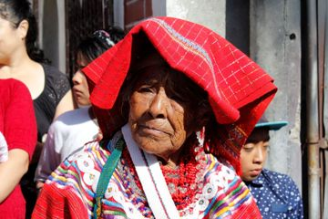 GUATE 4 YOU photography journey in Maya communities festivals