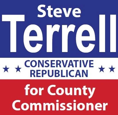 Steve Terrell for County Commissioner