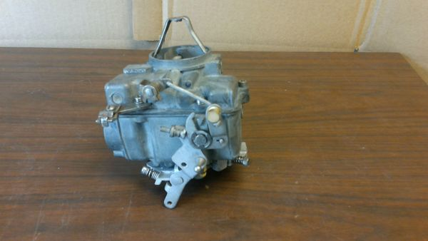 Holley 1 bbl 1940 Carburetor DOPF-9510-J 4468 4528