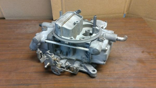 HOLLEY 50264 CARBURETOR MODEL 4180 E5TE-9510