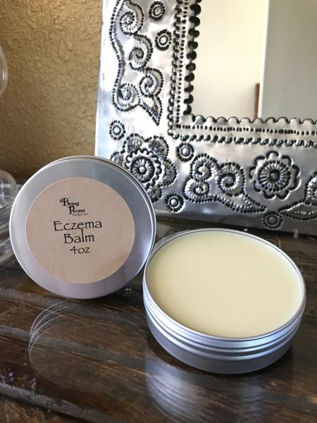 Eczema/ Anti-Itch Balm 4oz