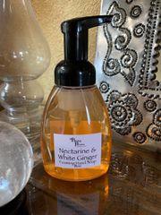 Nectarine & White Ginger Foaming Hand Soap