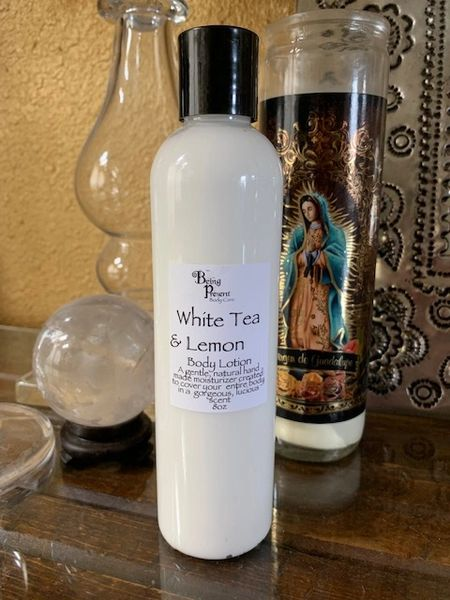 White Tea & Lemon Body Lotion