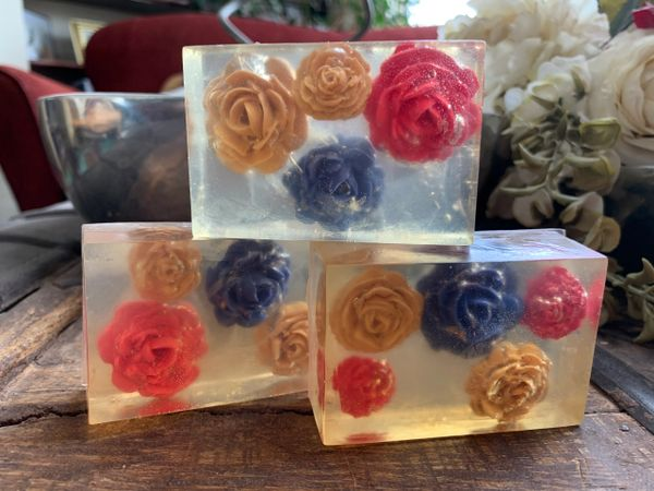 Blooming Soap