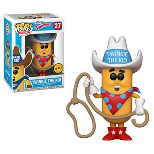 FUNKO POP AD ICONS: HOSTESS - TWINKIE THE KID #27 CHASE EDITION
