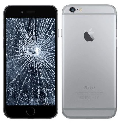 iPhone 6 LCD Assembly Black or white