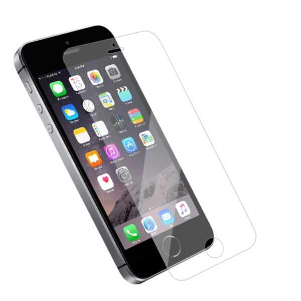 iPhone 5/5s Tempered Glass Screen Protector
