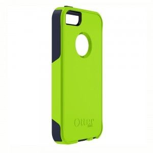 iPhone 5/5S OTTER BOX Case - Commuter Series - Lime Green