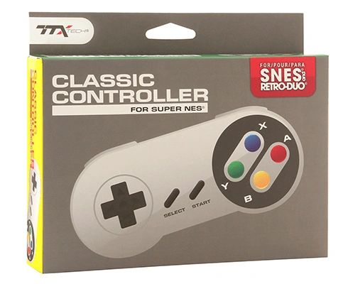 Classic Controller for SNES