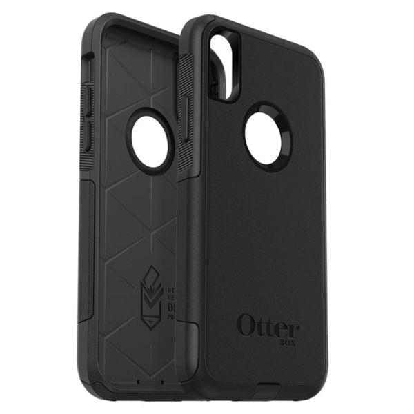 iPhone X/XS OTTER BOX Case - Commuter Series - Black
