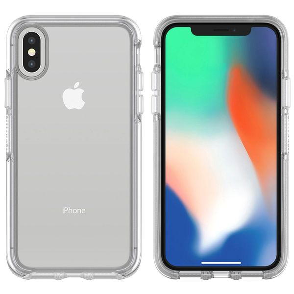 iPhone X/XS OTTER BOX Case - Symmetry Series - Clear