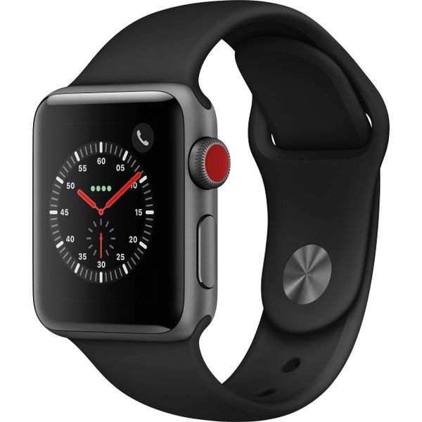 Apple Watch Series 3 - 42mm GPS + Cell Version LCD Assembly