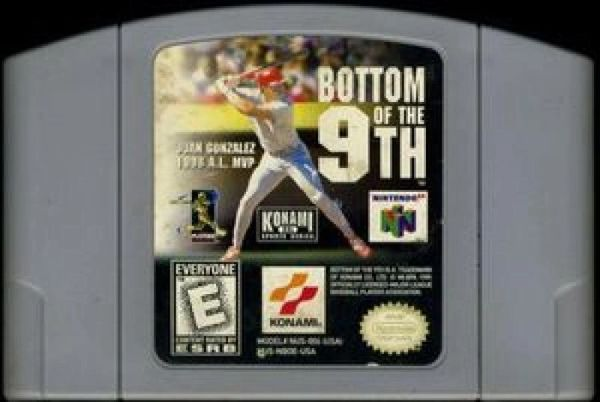 BOTTOM OF THE 9TH N64