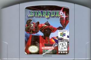 STARFOX N64