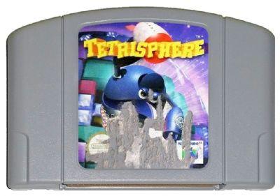 TETRISPHERE N64