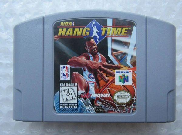 NBA HANGTIME N64