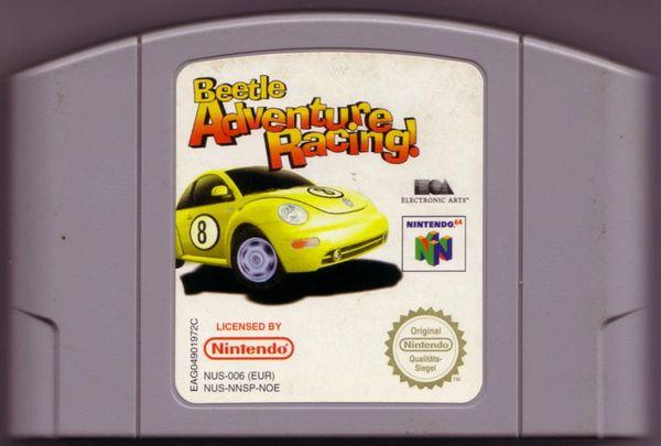BEETLE ADVENTURE RACING! N64