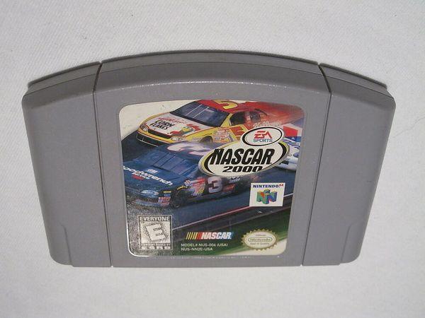 NASCAR 2000 N64