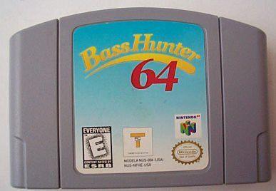 BASS HUNTER N64