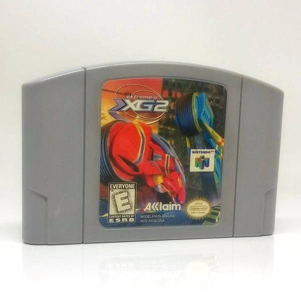 EXTREME-G XG2 N64