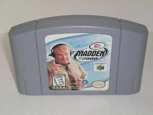 MADDEN 2000 N64