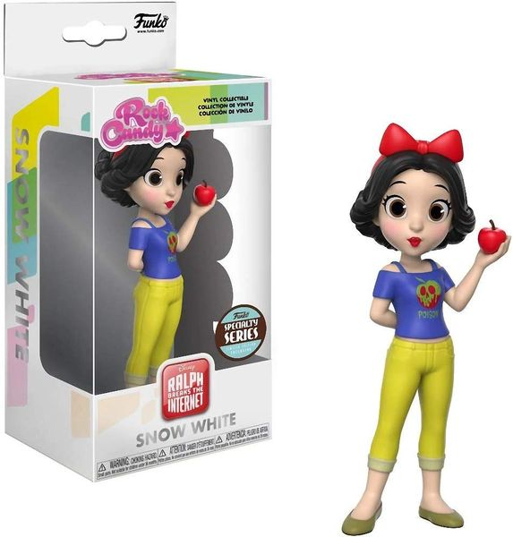 FUNKO ROCK CANDY COMFY PRINCESSES - SNOW WHITE *SPECIALTY SERIES*