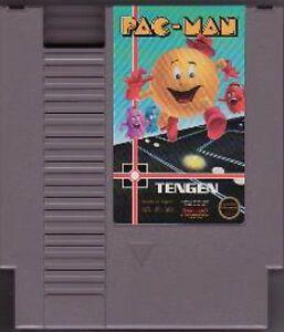 PAC-MAN NES