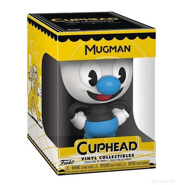 FUNKO POP! CUPHEAD - MUGMAN VINYL COLLECTIBLES