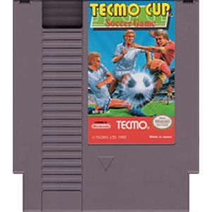 TECMOCUP SOCCER GAME NES