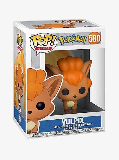 FUNKO POP! POKEMON - VULPIX #580