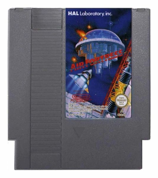 AIR FORTRESS NES