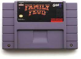 FAMILY FEUD SNES