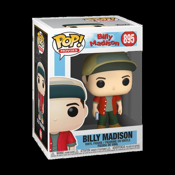 FUNKO POP! BILLY MADISON #895 VINYL FIGURE