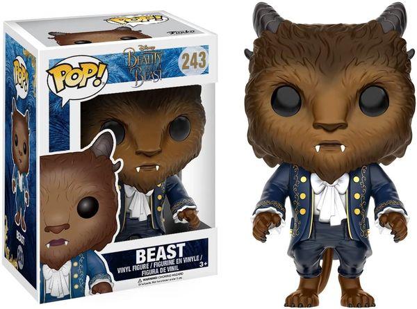 FUNKO POP! BEAUTY & THE BEAST - BEAST #243