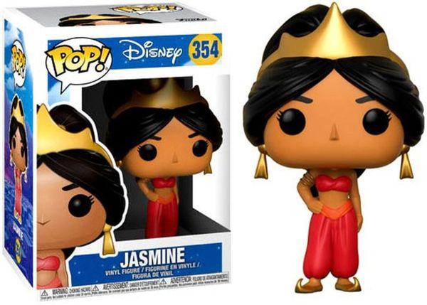 FUNKO POP! DISNEY PRINCESS - JASMINE #354