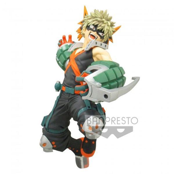 MY HERO ACADEMIA THE AMAZING HEROES VOL.3 KATSUKI BAKUGO FIGURE