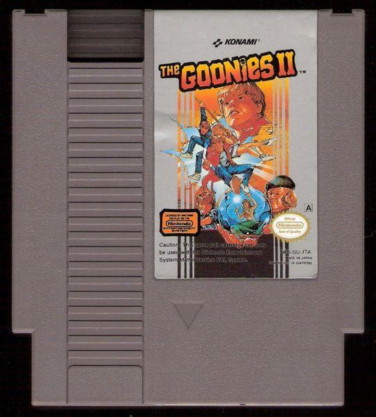 THE GOONIES 2 NES